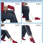 Sock Aid Instructions