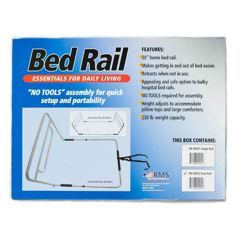Home Bed Rails Royal Medical Solutions