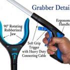 Handi-Grip Reacher Details