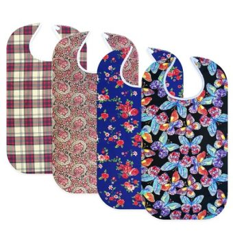 Adult Bibs - 4 Colors