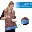 Adult Bib - Crumb Catch