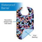Adult Bib - Waterproof Barrier