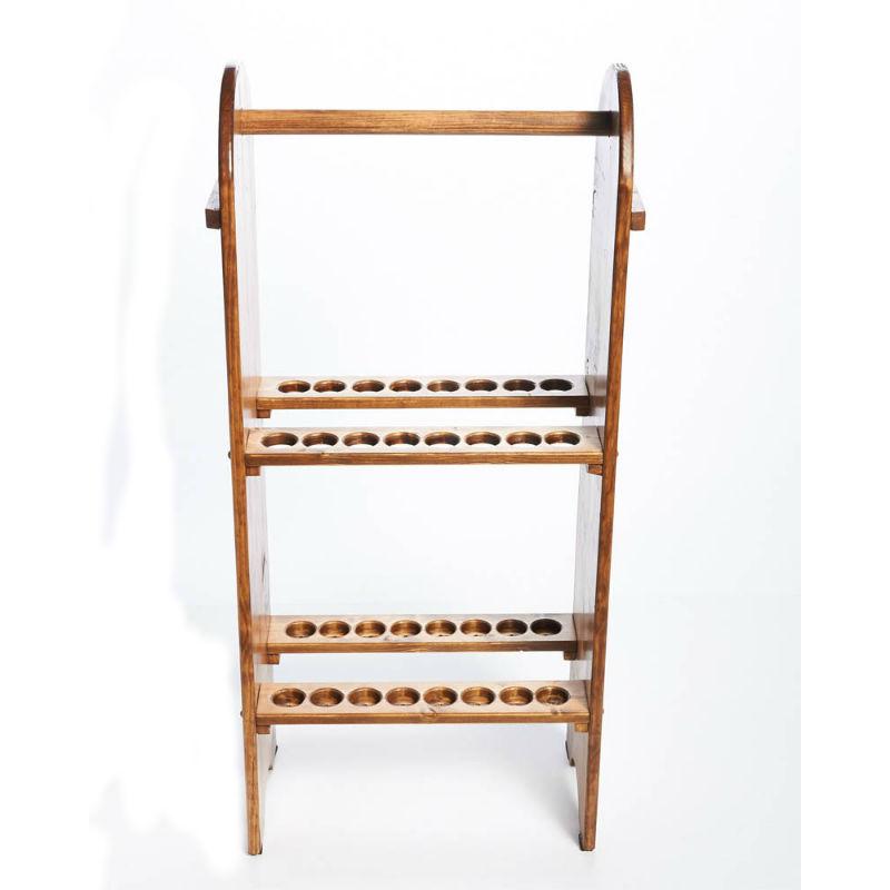 tall wood rack wood cane rack royal medical solutions