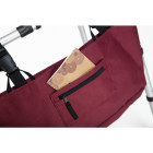 Walker Bag - wine
