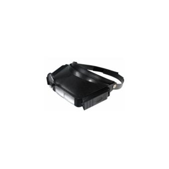 Illuminated Dual Magnifier
