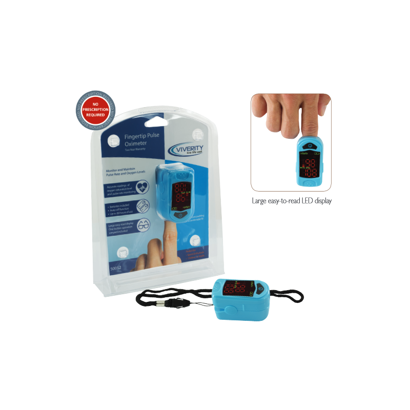 Viverity Pulse Oximeter
