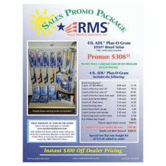 Sales Promo Flyer