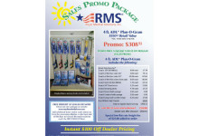 RMS Promotional Sales Flyer