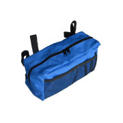 Blue Designer Walker Bag