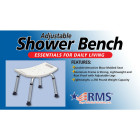 Bath Bench - retail package