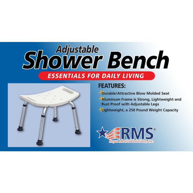 Bath Bench Royal Medical Solutions
