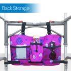 Purple Flower - Back Storage