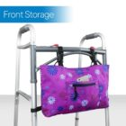 Purple Flower - Front Storage