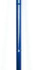 Blue Folding Cane