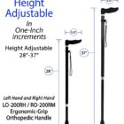 Orthopedic Height Adjustments