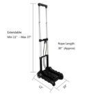 Luggage Cart Dimensions