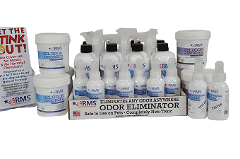 Odor Eliminator Display Unit